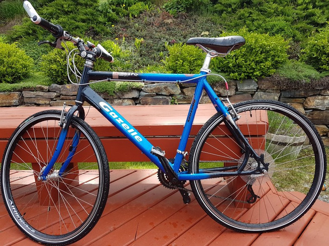Nieuw Gazelle Golfo bicylce 24 speed - Okanagan Classifieds EW-48